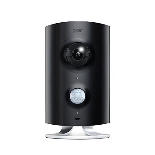 Piper classicAll-in-One Security System with Video Monitoring Camera,...