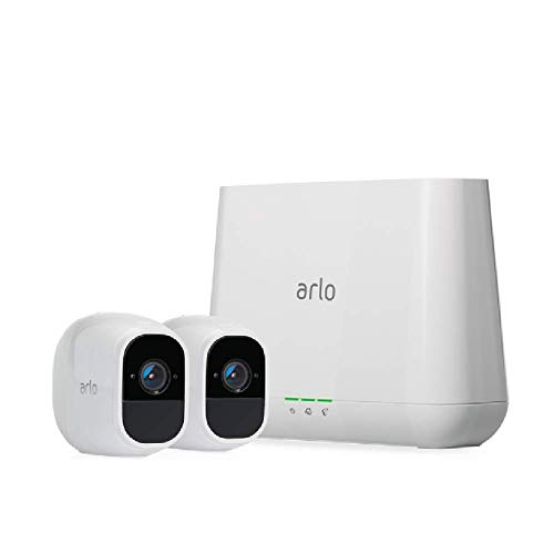 Arlo VMS4230P-100NAS Pro 2 - Wireless Home Security Camera System with...