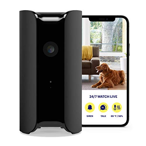CANARY (CAN100USBK) All-in-One Indoor 1080p HD Security Camera with...