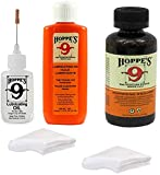Hoppes 9 Elite Gun Cleaning kit - Gun Bore Cleaner and Lubricant Oil with...