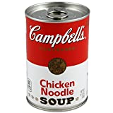 BigMouth Inc Campbell's Chicken Noodle Soup Can Safe —Great Hiding Place for Storing Valuables, 3'...