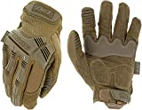Mechanix MPT-72-010 Wear - M-Pact Coyote Tactical Gloves (Large, Brown)