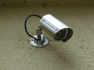 A CCTV Installed in my home office