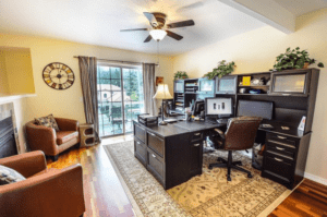 A Professional Look Home Office