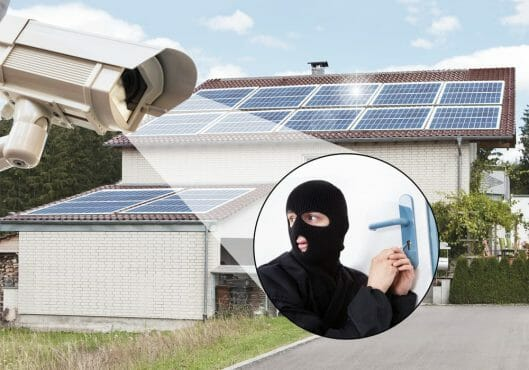 Disguise a Security Camera