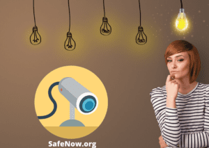 Light Bulb Camera By Safenow