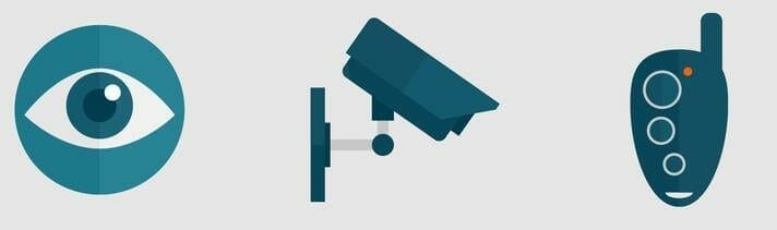 Types of security devices