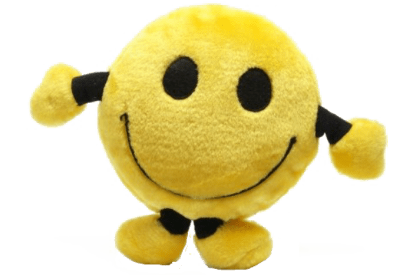 A Smiley Face Doll