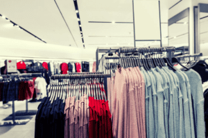 Interior decor costs in opening up a retail store