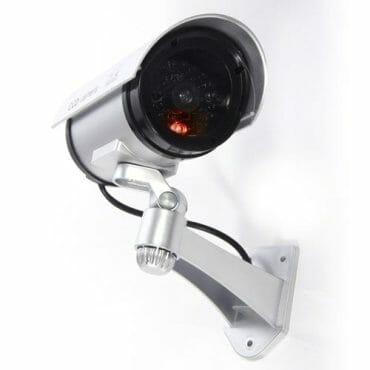 A Security Camera Toy Or Dummy