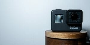 GoPro as security camera